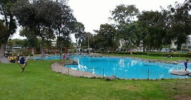Parque de la Exposicion Lima