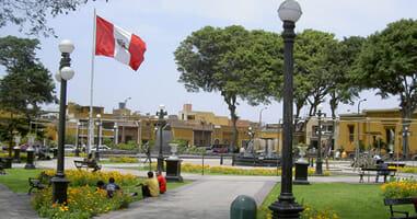 Pueblo Libre Lima Peru