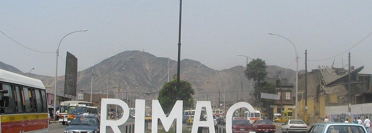 Rímac Lima Peru