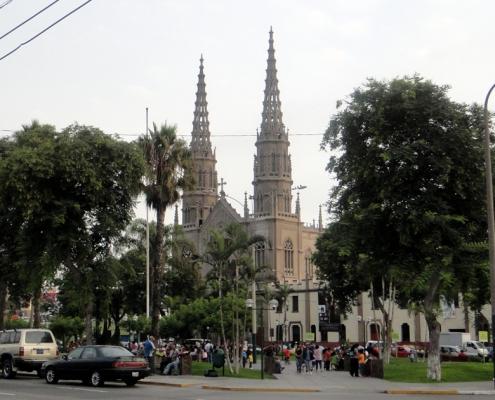 Iglesia de San José jesus maria