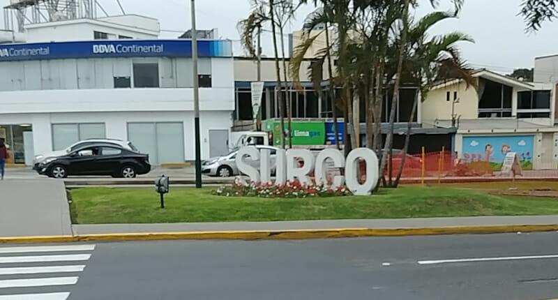 Santiago de Surco Lima Peru