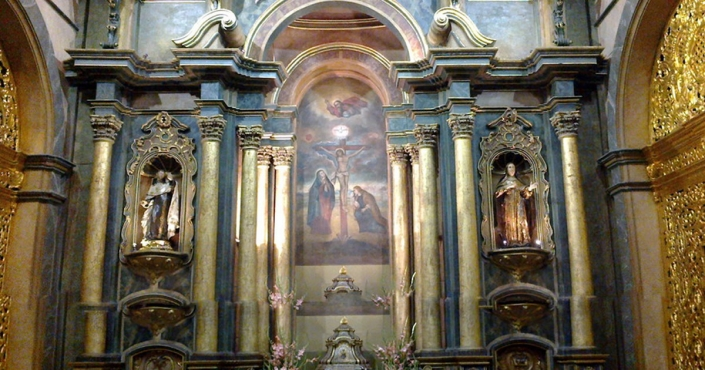 Nationalheiligtum und das Kloster von Las Nazarenas