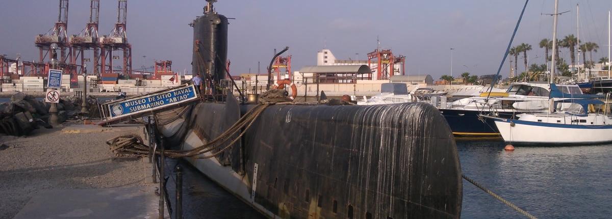 U-Boot Abtao Callao Schifffahrtsmuseum