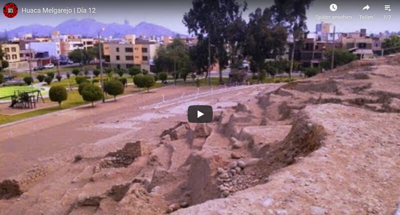 Video Huaca Melgarejo