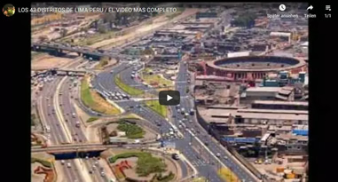Videos Cercado de Lima