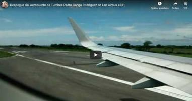 Videos Flughafen Tumbes Capitan FAP Pedro Canga Rodriguez Airport