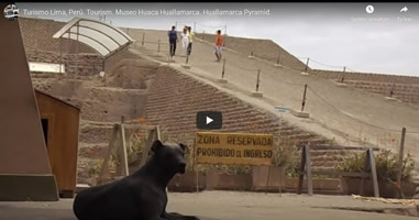 Videos Huaca Huallamarca Lima
