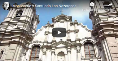 Videos Kloster von Las Nazarenas