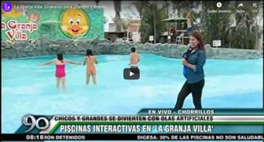 Videos La Granja Villa Chorrillios Peru