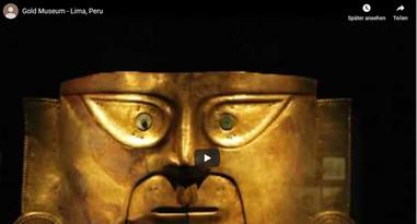Videos Museo Oro del Perú y Armas del Mundo