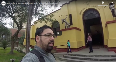 Videos Museo de Historia Natural