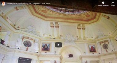 Videos Museo de la Inquisición y del Congreso