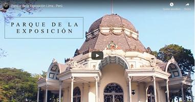 Videos Parque de la Exposición Lima