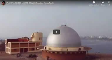 Videos Planetario Morro Solar Chorrillios