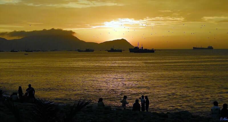Isla San Lorenzo - Insel vor Callao