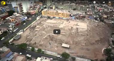 Videos Huaca Huantille Lima Peru