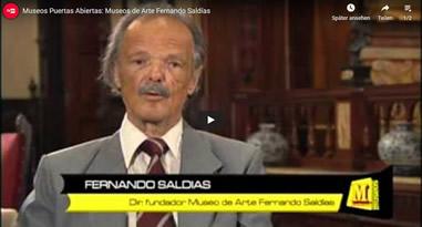 Videos Museo de Arte Fernando Saldías Díaz