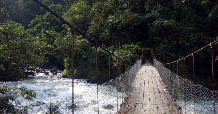 Satipo - das Urwaldparadies in Zentralperu