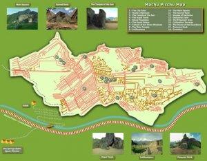 Eine virtuelle Reise durch die Kultstätten von Machu Picchu