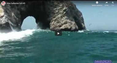 Videos Isla Balletas Peru