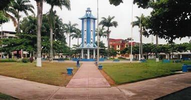 Puerto Maldonado Plaza de Armas