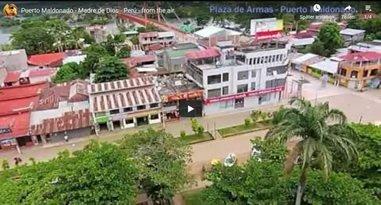 Videos Puerto Maldonado Peru