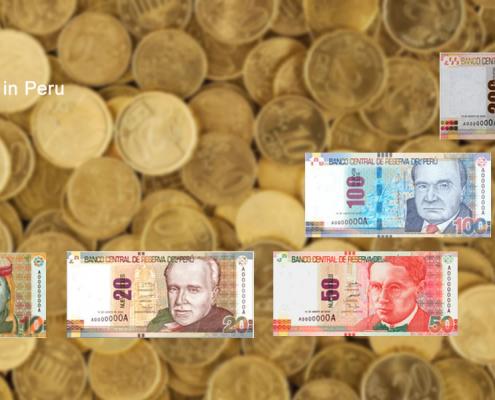 Währung und Geld in Peru