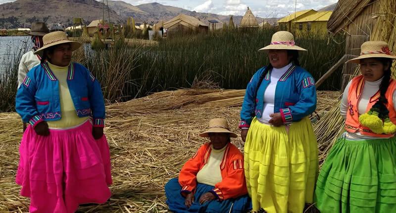 Beste Reisezeit Peru