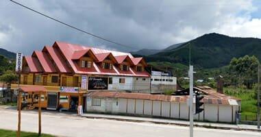 Casas en Oxapampa