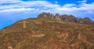 Chivay Landschaft