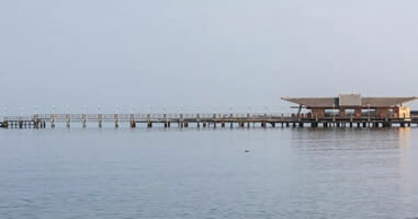 Hafen von Paracas