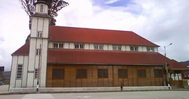 Iglesia de Oxapampa