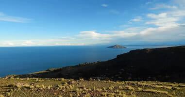 Isla Amantani Lago Titicaca