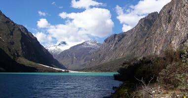 Laguna Llanganuco