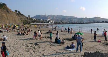 Miraflores Strand