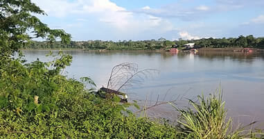 Rio Madre de Dios Puerto Maldonado