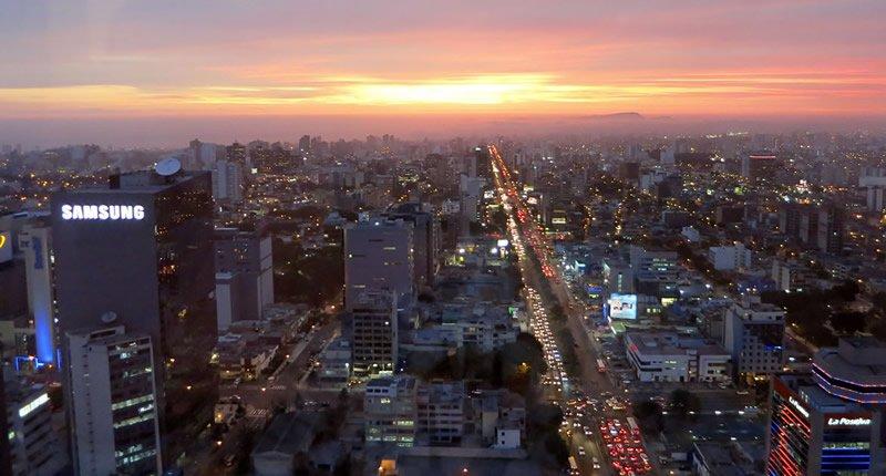 Sehenswürdigkeiten in Lima Peru