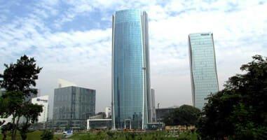 Skyline San Isidro