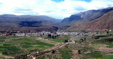 Valle Colca Chivay