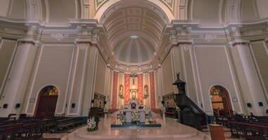 Altar de la Catedral de Chiclayo