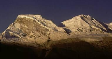 Huascaran in Peru
