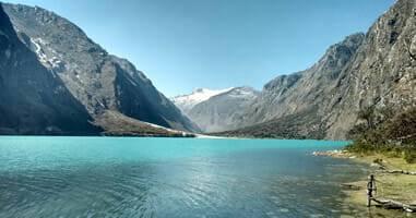 Huascaran Lagune