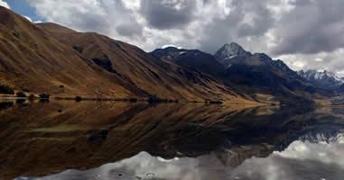 Laguna Querococha Huaraz