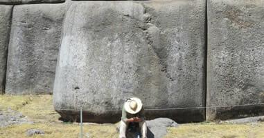 Sacsayhuamán gigantische Felssteine
