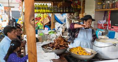 Streetfood Cajamarca
