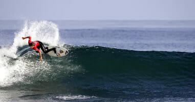 Surfen in Mancora
