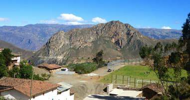 Klettern und Bergsteigen in Ancash Peru