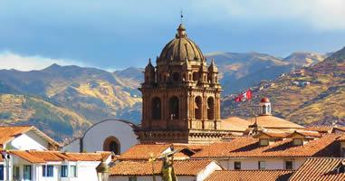 Cusco das beliebteste Reiseziel in Peru