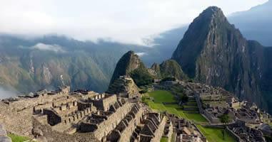 Reiseziel und Highlite Machu Picchu