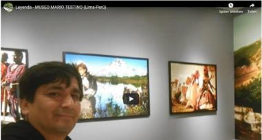 Videos Museo de Mario Testino in Lima